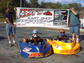 JODY'S KART SHOP - Your 'One Stop' source for karting needs!